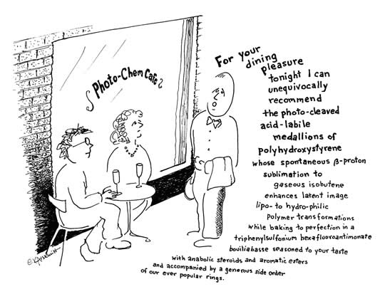Cartoons on Cartoons About Technical Writing
